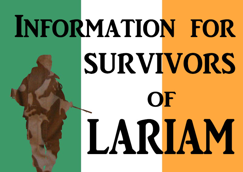 Information for Lariam Survivors Ireland