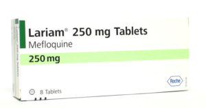 What is Lariam (Mefloquine)?